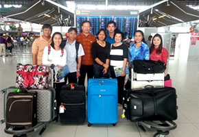 Study In New Zealand - Teachers from Watpapradoo School study at CCEL (CHC campus) (Group2)