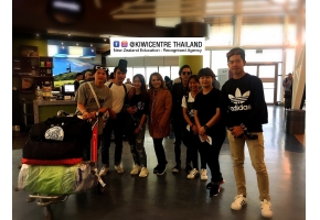Auckland  by MOU Students